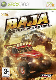 Baja: Edge of Control Xbox 360