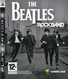 Rock Band: Beatles PS3