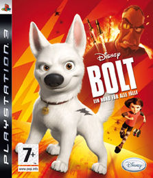 Disney Bolt PS3