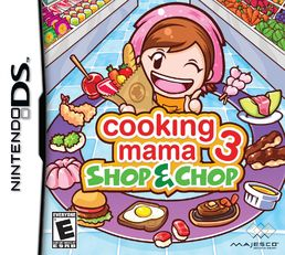 Cooking Mama 3 DS
