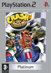 Crash Nitro Kart PS2