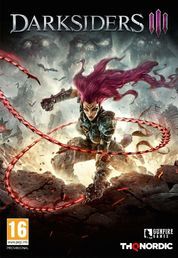 Darksiders III PC kansikuva