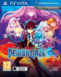 Demon Gaze PS Vita