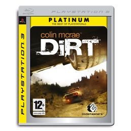 Colin McRae: DIRT Platinum PS3