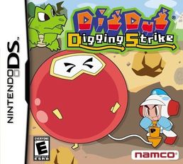 Dig Dug Digging Strike DS