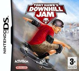 Tony Hawk´s Downhill Jam DS
