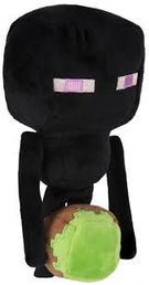 Minecraft Happy Explorer Enderman Plush -lelu