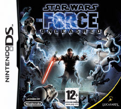Star Wars: The Force Unleashed Nintendo DS