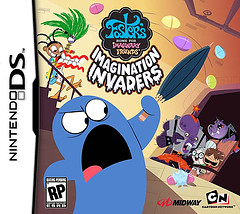 Foster`s Home For Imaginary Friends: Imagination Invaders DS