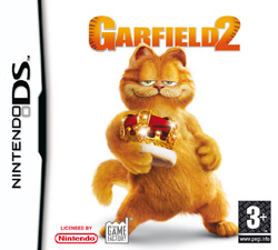 Garfield 2 DS