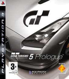 Gran Turismo 5: Prologue Platinum