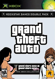 GTA III + GTA Vice City XBOX
