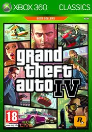 Grand Theft Auto IV Classics Xbox 360