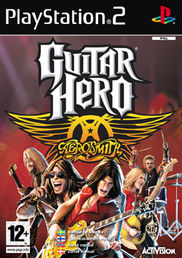 Guitar Hero: Aerosmith PS2