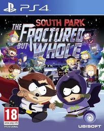 South Park: The Fractured But Whole PS4 kansikuva
