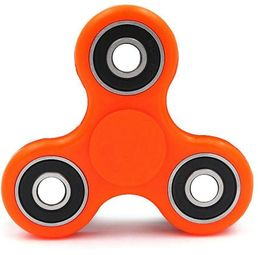 Hand Spinner Triangular Plastic