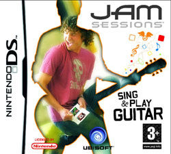 Jam Sessions Nintendo DS