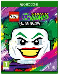 Lego DC Super Villains Deluxe Edition Xbox One kansikuva