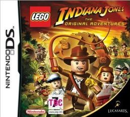 LEGO Indiana Jones: Original Adventures Nintendo DS