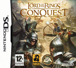 Lord of the Rings: Conquest Nintendo DS