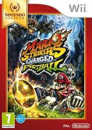 Mario Strikers Charged Football Selects Wii