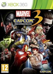 Marvel vs Capcom 3: Fate of Two Worlds Xbox 360