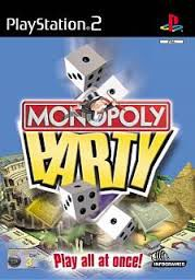 Monopoly Party PS2