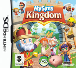 MySims Kingdom Nintendo DS