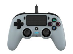 Nacon Compact Controller Wired Grey PS4