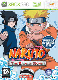 Naruto: The Broken Bond Xbox 360