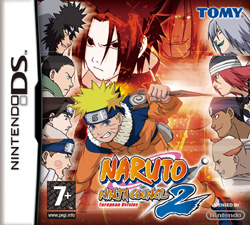 Naruto Ninja Council 2 DS