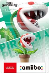 amiibo Super Smash Bros. Collection Piranha Plant