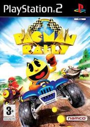 Pac-Man Rally PS2