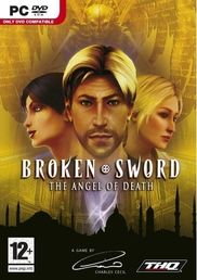 Broken Sword: The Angel of Death PC
