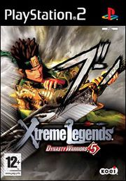 Dynasty Warriors 5 Xtreme Legends PS2