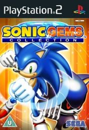 Sonic Gems Collection PS2