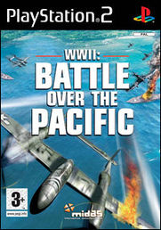 WWII: Battle Over the Pacific PS2