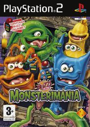 Buzz: Monsterimania PS2