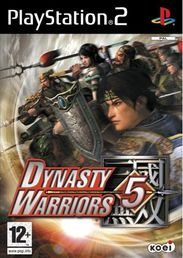 Dynasty Warriors 5 PS2