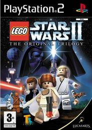 LEGO Star Wars 2: The Original Trilogy PS2