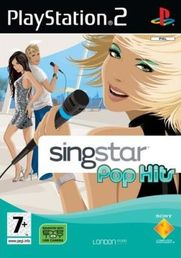 Singstar Pop Hits PS2
