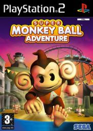 Super Monkey Ball Adventure PS2