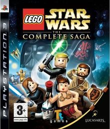 Lego Star Wars: Complete Saga PS3