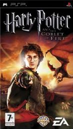 Harry Potter and Goblet Of Fire PSP