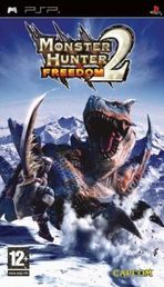 Monster Hunter Freedom 2 PSP