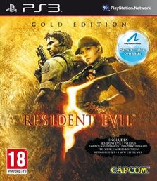 Resident Evil 5 Gold Move Edition PS3