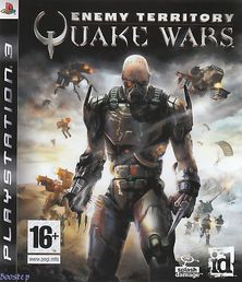 Enemy Territory: Quake Wars PS3