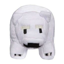 Minecraft Small Baby Polar Bear Plush -lelu