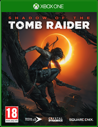 Shadow of the Tomb Raider Xbox One Konsolinetistä