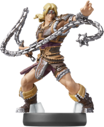 amiibo Simon Belmont Super Smash Bros. Collection